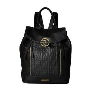 WOMEN'S BLACK BACKPACK